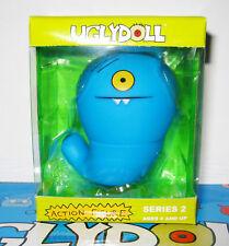 Uglydolls Uglydoll vinyl series 2 figure UGLYWORM BLUE