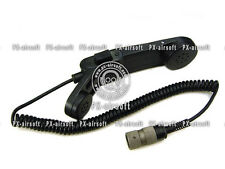 H-250 Military Radio Handset for PRC-148 152(comtac,msa sordin,aor1 2,Harris,LBT