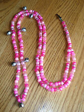 Pink Mix Rhythm Beads