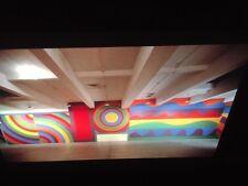 "Sol Lewitt ""Wall Drawing #915"" Conceptual Art 35mm Slide"