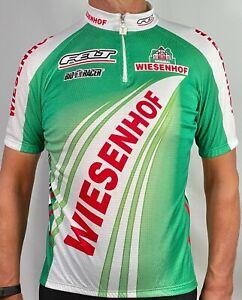 Team Wiesenhof-Felt Men's Short Sleeve Cycling Jersey by Bioracer - Size M