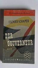 T141-Edzard Schaper-il gouveneur-Roman 1957
