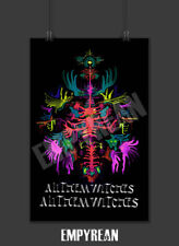 All Them Witches Poster Psychedelic Art Print