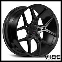 22 staggered giovanna wheels bogota black rims fs ebay Audi R8 22 giovanna haleb gloss black concave wheels rims fits bmw e70 x5