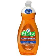 Palmolive Orange Antibacterial Dish Soap Washing Liquid 32.5 oz