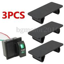 3) Panel Holder Blanking Plate Standard Size For Carling ARB Narva Rocker Switch
