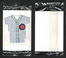 1994 Kellogg's Mini-Jerseys Cereal Inserts, Chicago Cubs, 'Mystery' Pack