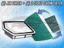 AIR FILTER HQ CABIN FILTER COMBO FOR 2010 2011 2012 2013 2014 2015 LEXUS IS350C