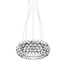 New Modern  Dia50cm Caboche pendant lamp clear /golden finish for choice