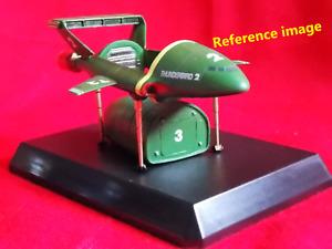 "NEW! Thunderbirds Are Go 2 Solid PVC Figure / KONAMI Length 3.8"" 9.5cm UK DSP"