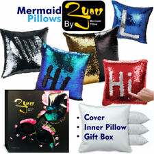 Sequin Art Deco Style Abstract Decorative Cushions