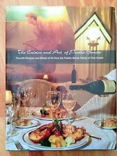 The Cuisine and Art of Pueblo Bonito: Favorite Recipes and Works of Art (1st Ed)