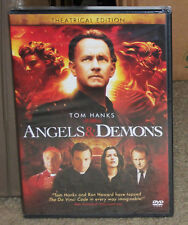 Angels & Demons DVD New Theatrical