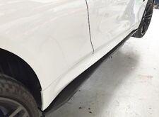 POUR BMW f82 m4 4er Carbon dtm style paupière Side Skirt saefty car