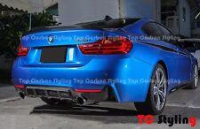 Carbon Fiber Rear Diffuser P Style For BMW F32 428 435 M Tech/M Sport