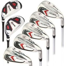 Ram Golf Accubar Mens Right Hand Iron Set 6-7-8-9-PW - FREE HYBRID INCLUDED