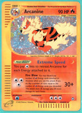 POKEMON - ARCANINE - RARA HOLO H2/H32 (Aquapolis) NM-