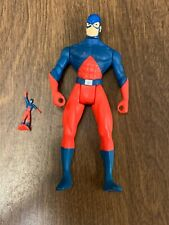 The Atom 1999 Hasbro Jla Justice League of America Action Figure Dc Comic 1995