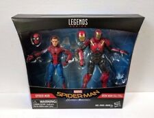 "Marvel Legends Spider-Man Homecoming Iron Man Sentry 6"" Exclusive 2 Pack - MIB"