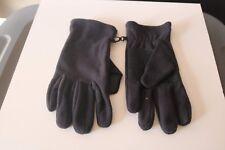 Columbia Women's Gloves Black Heat Phone Texting Size L Large
