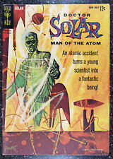 Doctor Solar # 1 – Oct 1962 – Gold Key – VERY FINE