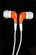 New Orange 3.5mm High Quality In-Ear Earphone Earbud for Tablets PC Phone MP3