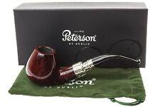 Peterson Spigot Red B11 Tobacco Pipe - Fishtail