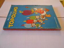 TOPOLINO-n.199/1958 mondadori -completo di bollini - giochi integri