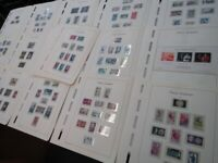 Nystamps France much mint NH stamp collection Album page !!
