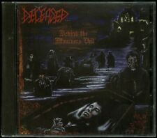 Deceased Behind The Mourner's Veil CD new reissue bonus tracks