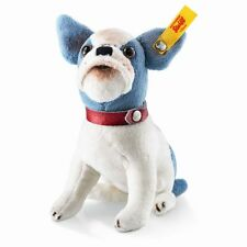 Steiff Bully Bulldog EAN 031441 Plush Stuffed Animal Play Toy Play Gift New