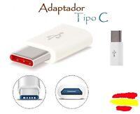 Adaptador Tipo C Data Cargador USB Type Cable SAMSUNG HUAWEI XIAOMI LG Sony
