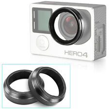 Neewer 2x Camera Protective Lens Cover Cap for HD GoPro Hero 3 Hero 3+, Hero 4