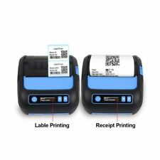 Wireless Thermal Ticket Label Printer 240V Bluetooth Portable Android Equipment