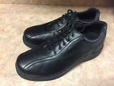 P.W. Minor Womens Central Park, Black (11392) 7.5 2W WIDE NEW WITHOUT TAGS