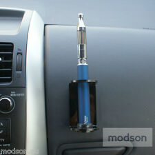 E-cigarette e cig car stand holder for Vision Spinner, EVOD, eGo, VEA, 18 mm