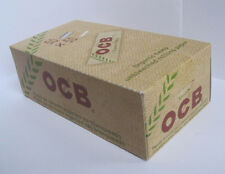 OCB ORGANIC HEMP Regular size Rolling paper 70mm