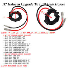 VW EOS 1F8 Red LED /'Trade/' Wide Angle Side Light Beam Bulbs Pair Upgrade