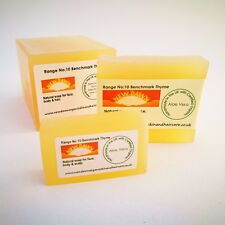 BENCHMARK THYME SOAP BAR - New Dawn Organic Handmade Skin and Hair Care Products