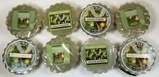 Yankee Candle Tarts: HOLIDAY BAYBERRY Wax Melts Lot of 8 Green New