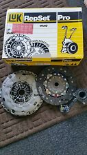LUK CLUCH KIT REPSET PRO FORD FOCUS GALAXY MONDEO S-MAX 2.0 TDCI SCTI