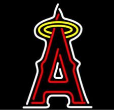 "New Angels Baseball Neon Sign 20""x16"""
