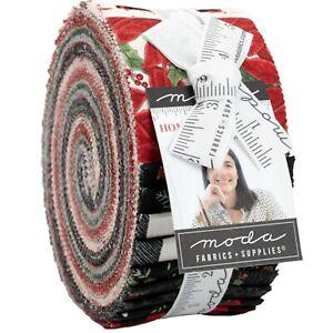 Home Sweet Holidays Jelly Roll by Deb Strain for Moda Fabrics