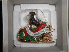 2004 Dachshund Christmas Ornament