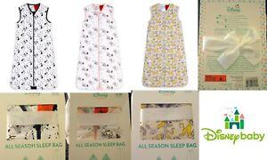 Disney Baby Sleep Bags 101 Dalmations Lion King Aristocats Tog 2.5  6-18m 18-36m