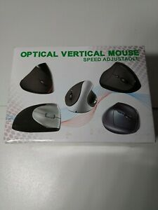 Optical Vertical Mouse Speed Adjustable. Vertical Mouse S9. B01-50