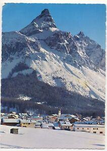 Old Postcard - Ehrwald, 1000m, Tirol mit Sonnonspitzol - Posted 0268