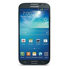 Broken Samsung Galaxy S4 16GB Black works with Boost Mobile - Sold As Is