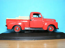 Ford F-1 PICK-UP 1948 IN RED   New 1:43rd. Scale  Minichamp/Ford