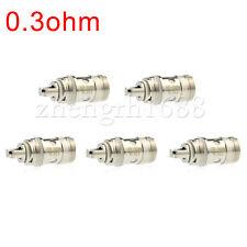 5PCS unteren Spule EG Kopf Zerstäuben für just2 Istick Pico75w / Melo3 Mini 0.3Ω